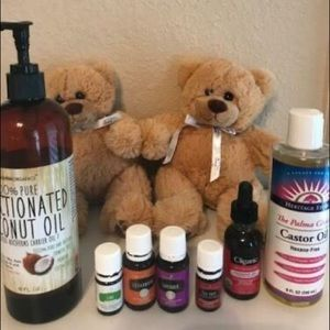 Men's beard growth blend- YL essential oils 10 ml